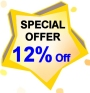 PROMOTION  (Discount 12%)